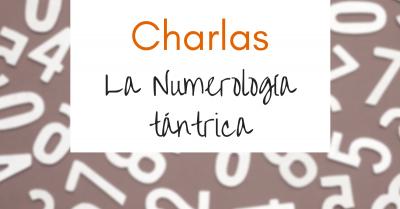 Charla numerología tántrica