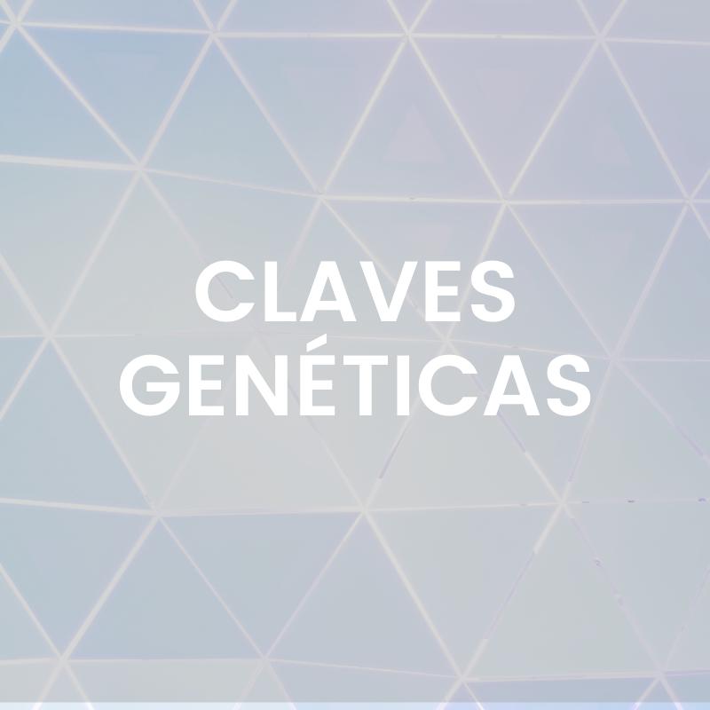 Claves Genéticas Mercedes Melé
